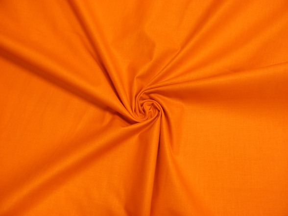 narancssárga pamut vászon