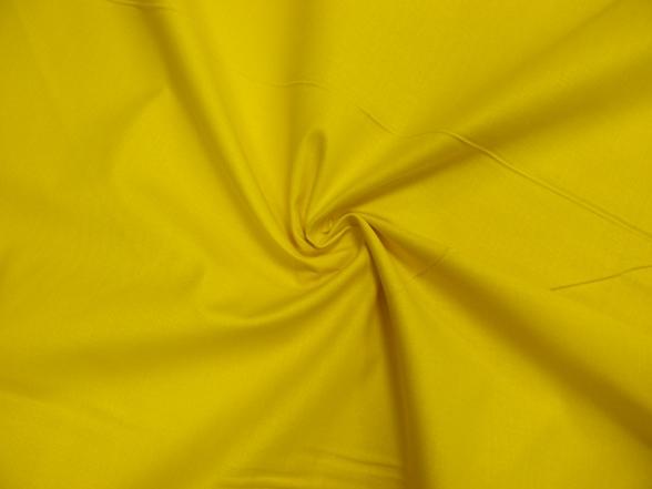 sárga pamut vászon