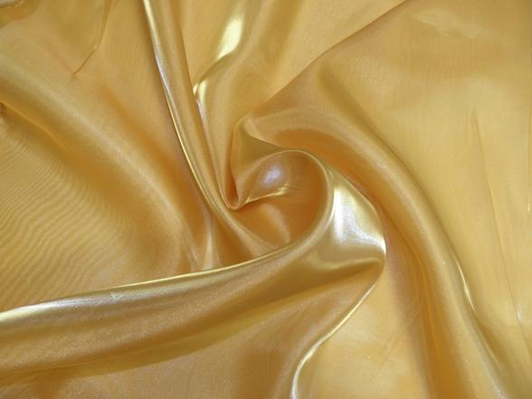 aranyszínű tükörorganza