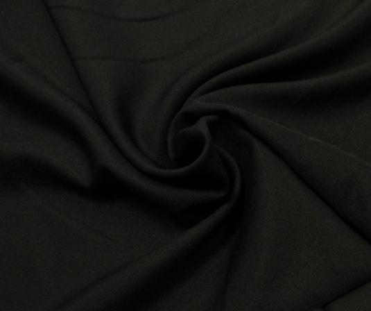 fekete gabardin