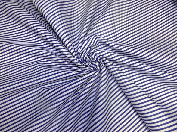 tengerész csíkos pamut vászon