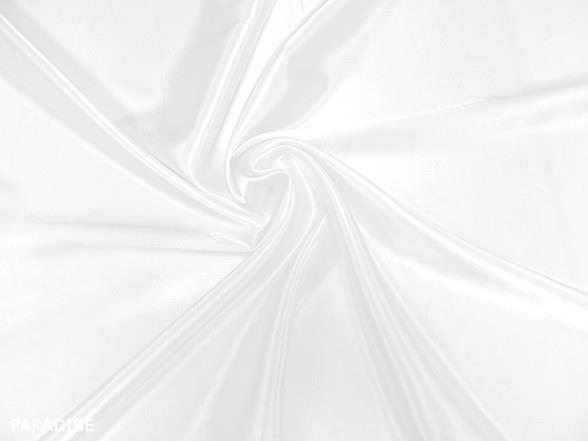 fehér kreppszatén