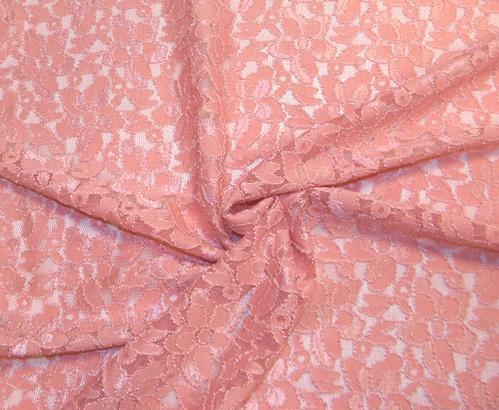 púder színű elasztikus csipke
