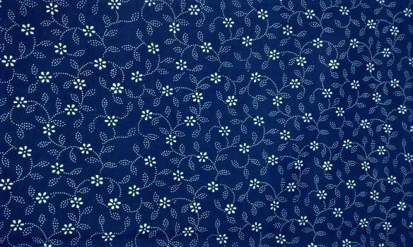 kékfestő vászon