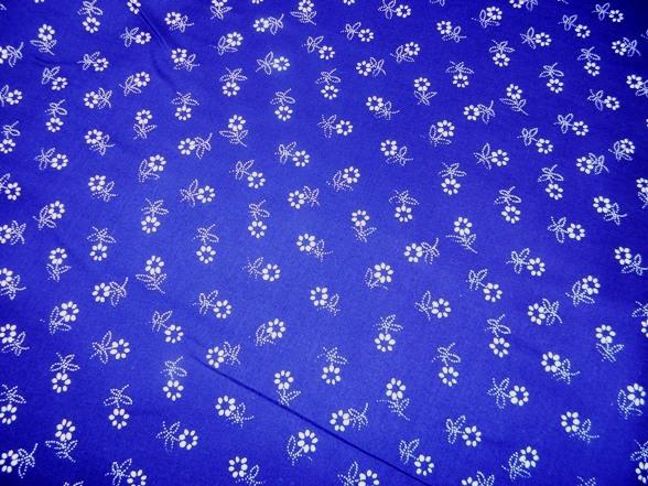 kékfestő puplin