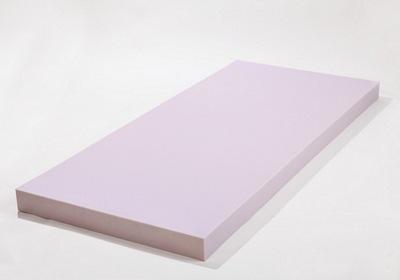 Habszivacs tábla 200 cm hosszú 90 cm széles 10 cm vastag