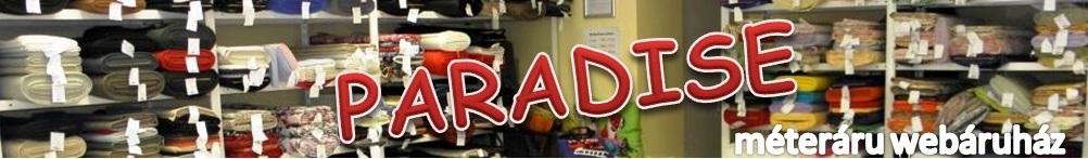 paradisemeteraru webáruház, webshop